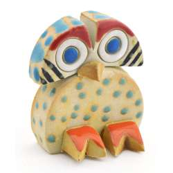 OWL FIGURES STATUES 44227