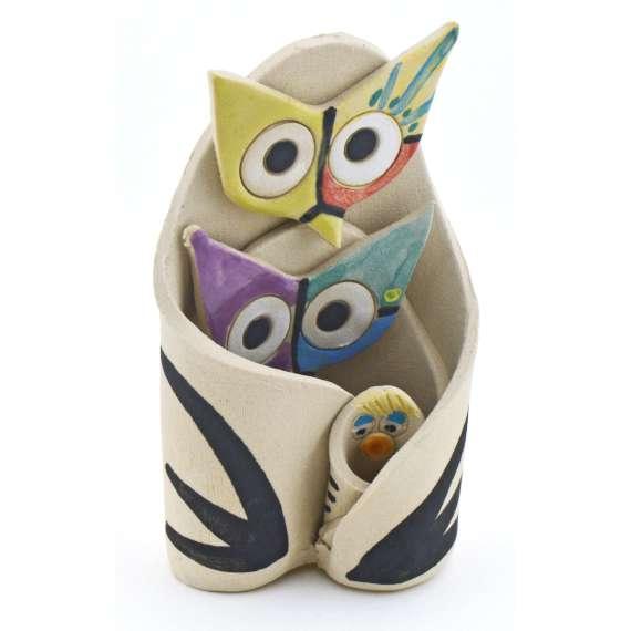 OWL FIGURES STATUES 13342