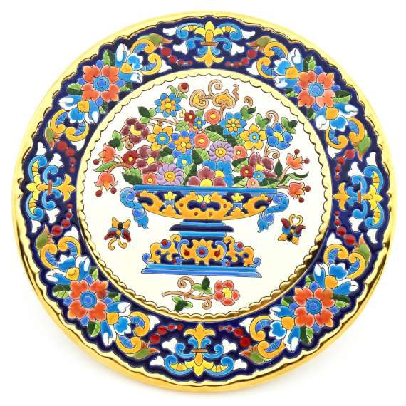 PLATE DECORATIVE PLATE WALL  38722