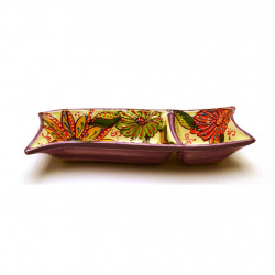 OLIVE TRAY BOWL ROUND DISH 31352.L