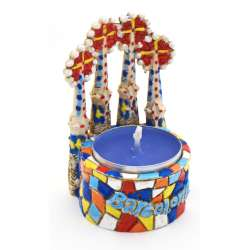 SOUVENIR CANDLE HOLDERS  25810