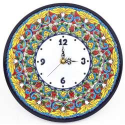CLOCK DECORATIVE PLATE WALL  38792