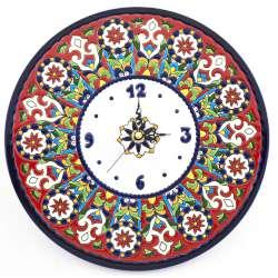 CLOCK DECORATIVE PLATE WALL  38793