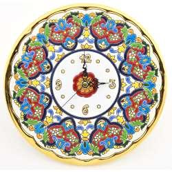 CLOCK DECORATIVE PLATE WALL  38789