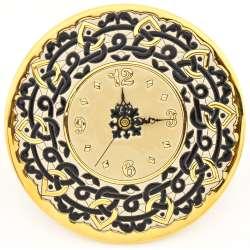 CLOCK DECORATIVE PLATE WALL  38741