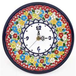 CLOCK DECORATIVE PLATE WALL  38790