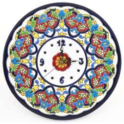 CLOCK DECORATIVE PLATE WALL  38791