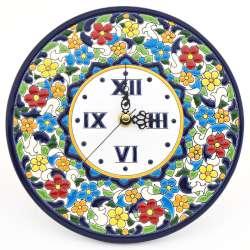 CLOCK DECORATIVE PLATE WALL  38787