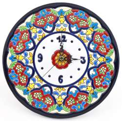 CLOCK DECORATIVE PLATE WALL  38788