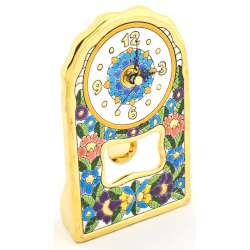 CLOCK DECORATIVE PLATE WALL  38783