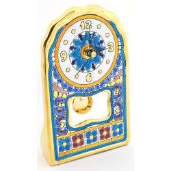 CLOCK DECORATIVE PLATE WALL  38784