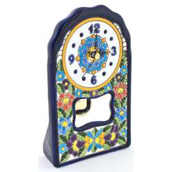 CLOCK DECORATIVE PLATE WALL  38794