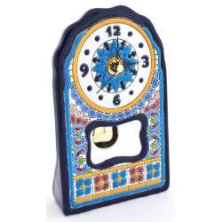 CLOCK DECORATIVE PLATE WALL  38795