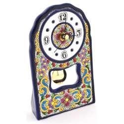 CLOCK DECORATIVE PLATE WALL  38796