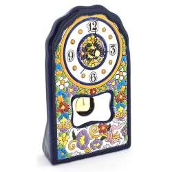 CLOCK DECORATIVE PLATE WALL  38797