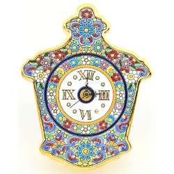 CLOCK DECORATIVE PLATE WALL  38777