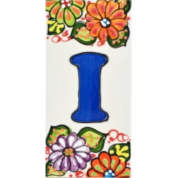 LETTERS AND NUMBERS TILE  41302.I