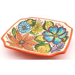 PLATE ROUND DISH SALAD BOWL 31385.N
