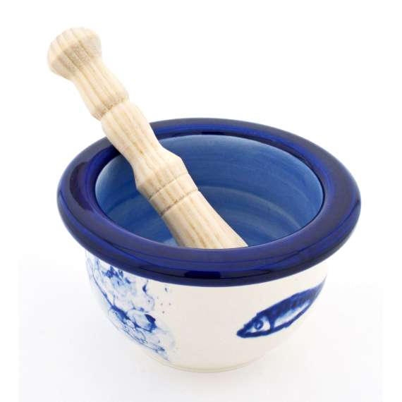 MORTAR AND PESTLE   41475