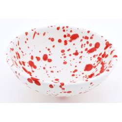 SNACK TRAY BOWL ROUND DISH 41745.R