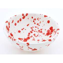 SNACK TRAY BOWL ROUND DISH 41746.R