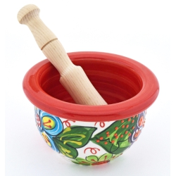 MORTAR AND PESTLE   45941.R