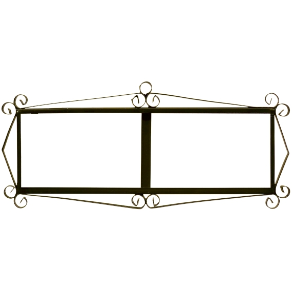 IRON FRAME FRAME LETTERS AND NUMBERS 46623