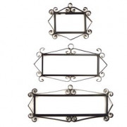 IRON FRAME FOR MOSAICO AND FLORES TILES