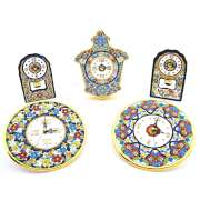 CLOCKS CUERDA SECA (DRY - ROPE)